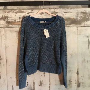 Rag & Bone Indigio Kyra Crew Sweater